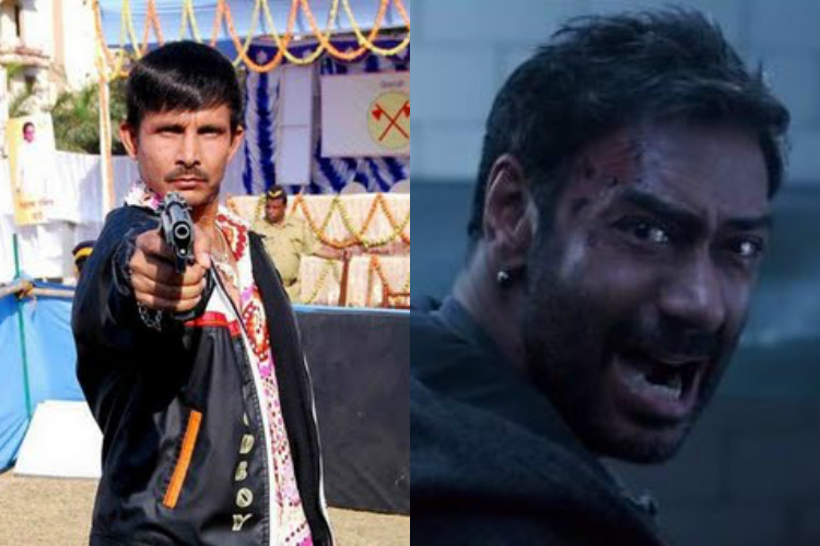 KRK wants to end Ajay Devgn's career! Challenges the actor on Twitter