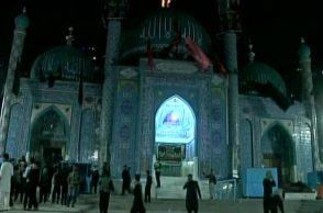Kabul attack, Afghanistan, Shiite Shrine