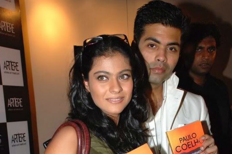 Kajol Karan Johar | Wikimedia Commons Image For InUth.com