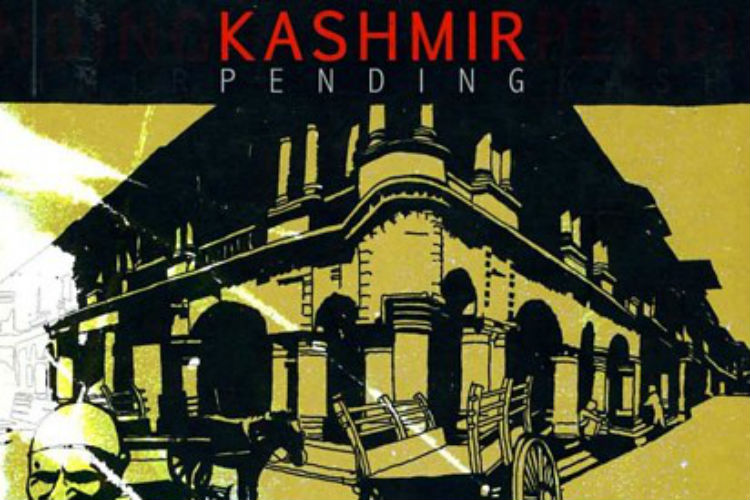 Kashmir Pending Graphic Novel | Goodreads Image For InUth.com