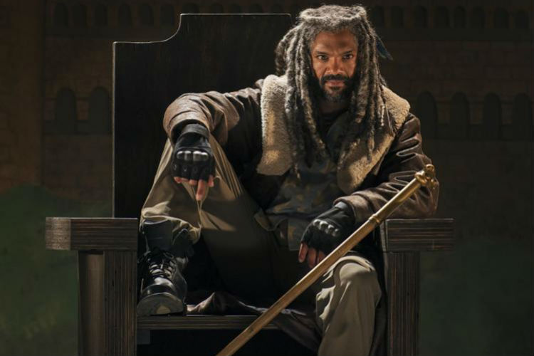 Are we looking at a romance between Carol and newcomer King Ezekiel