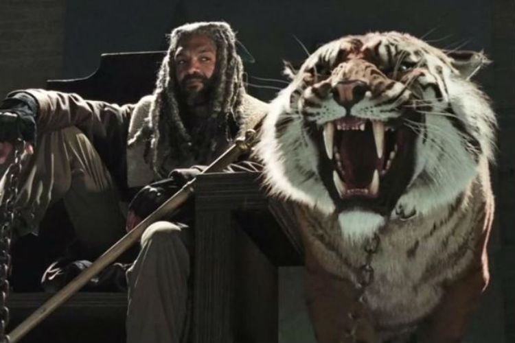 King Ezekiel The Walking Dead | Wiki Image For InUth.com