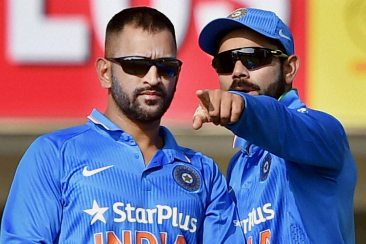 Watch: When Virat Kohli told Dhoni what to do