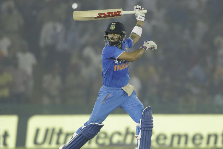 Is 2016 the year when Virat Kohli struck a purple patch in his career?