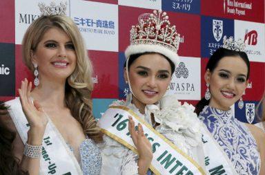 Kylie Verzosa Miss International 2016 | AP Image For InUth.com