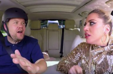 Lady Gaga Carpool Karaoke YouTube Image For InUth