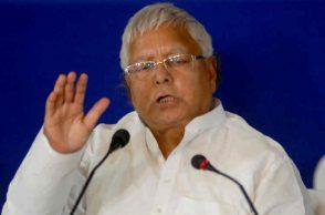Lalu Prasad Yadav benami deals