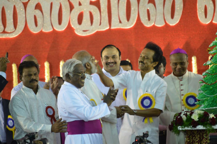 DMK supremo Karunanidhi makes MK Stalin his political heir, snubs Alagiri