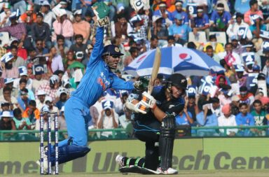 MS Dhoni, Indian cricket