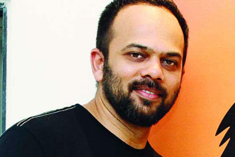 Rohit Shetty, Golmaal Again, Ajay Devgn