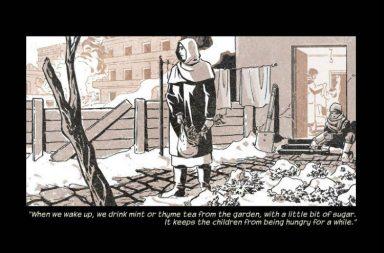 Madaya Mom Marvel Syria | ABC Image For InUth.com