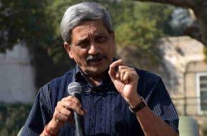 Manohar Parrikar (File Photo)