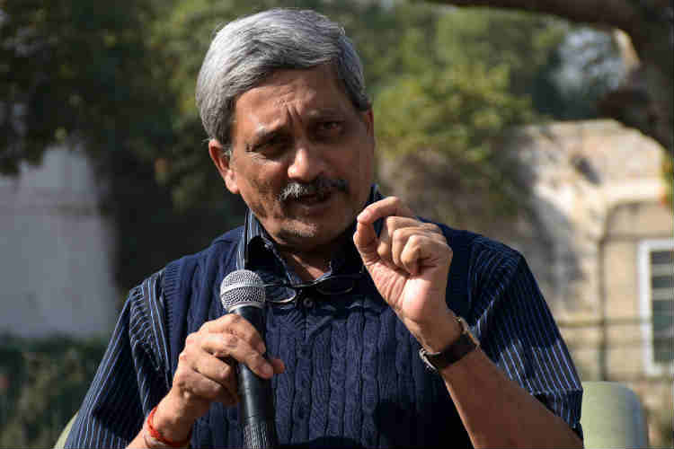 Why Manohar Parrikar's criticism of MNS demanding Rs 5-crore is a sham
