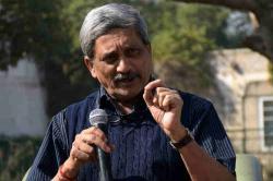Goa Assembly Polls 2017: Parrikar casts his vote, drops big hints on CMcandidate
