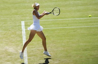 Tennis, Maria Sharapova