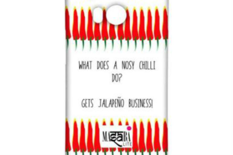 Masaba Lite Phone Cover Diwali Gift | Flipkart Image For InUth.com