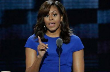 Michelle Obama, Donald Trump, Hillary Clinton