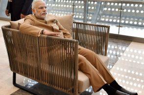 File photo of PM Narendra Modi (Photo: PTI)