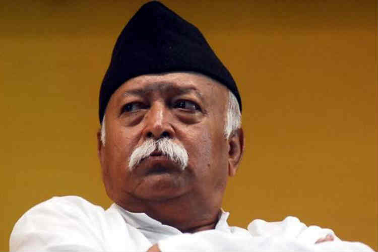 Amid uproar over Alwar lynching episode, RSS chief Mohan Bhagwat pitches for all-India ban on cow slaughter