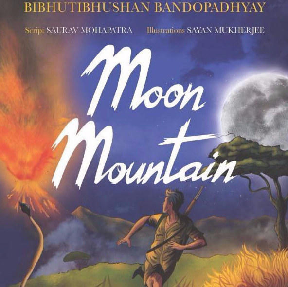 Moon Mountain Graphic Novel | Penguin Image For InUth.com