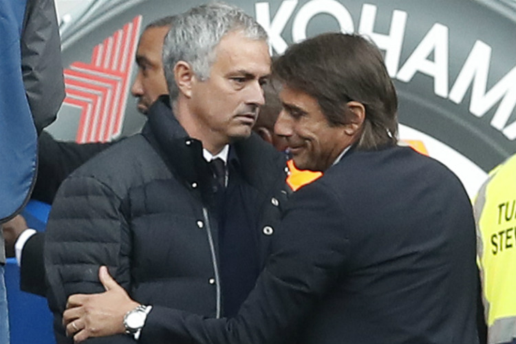 Why Manchester United's Jose Mourinho shouldn't have questioned Chelsea's Antonio Conte for celebrating