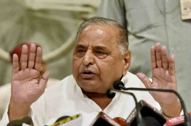 Samajwadi Party president Mulayam Singh Yadav. (Photo: PTI/Nand Kumar)