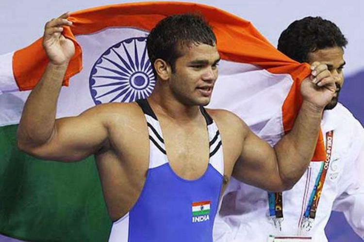 Narsingh Yadav, wrestling, India