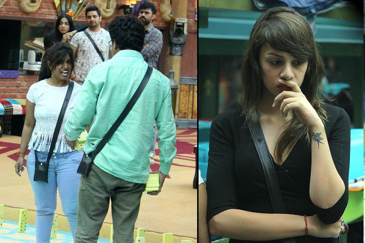 Bigg Boss 10: Lokesh and Navin's immunity task keeps the viewers engaged