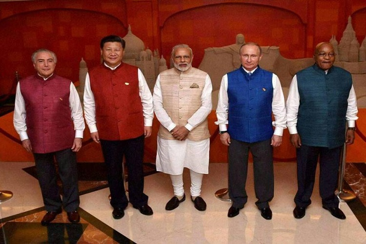 Why the Nehru jacket was the best thing at the 8th BRICS summit