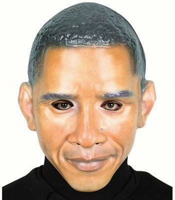 Barack Obama, Halloween