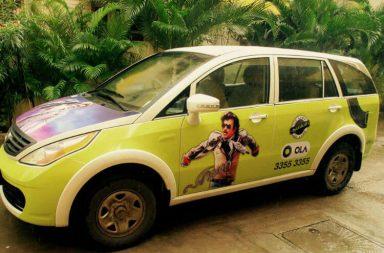 Ola Cab, Delhi, Uber