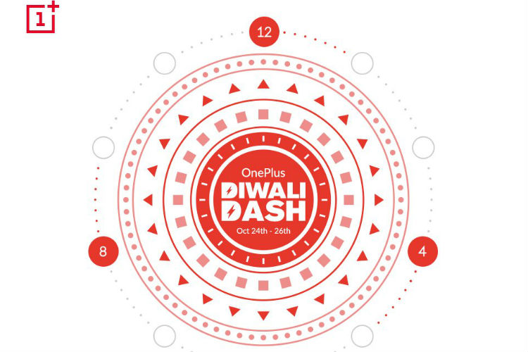One Plus Diwali Dash offers One Plus 3 for just Re 1