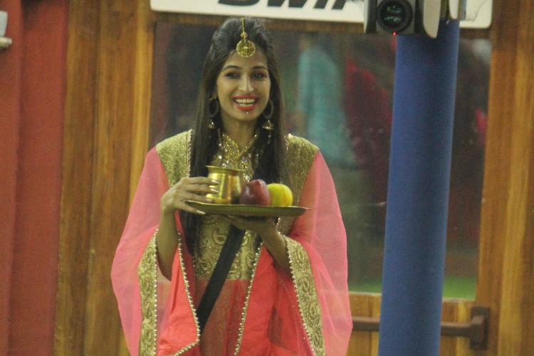 Priyanka Jagga new photo in Bigg Boss 10 Colors TV photo for InUth.com