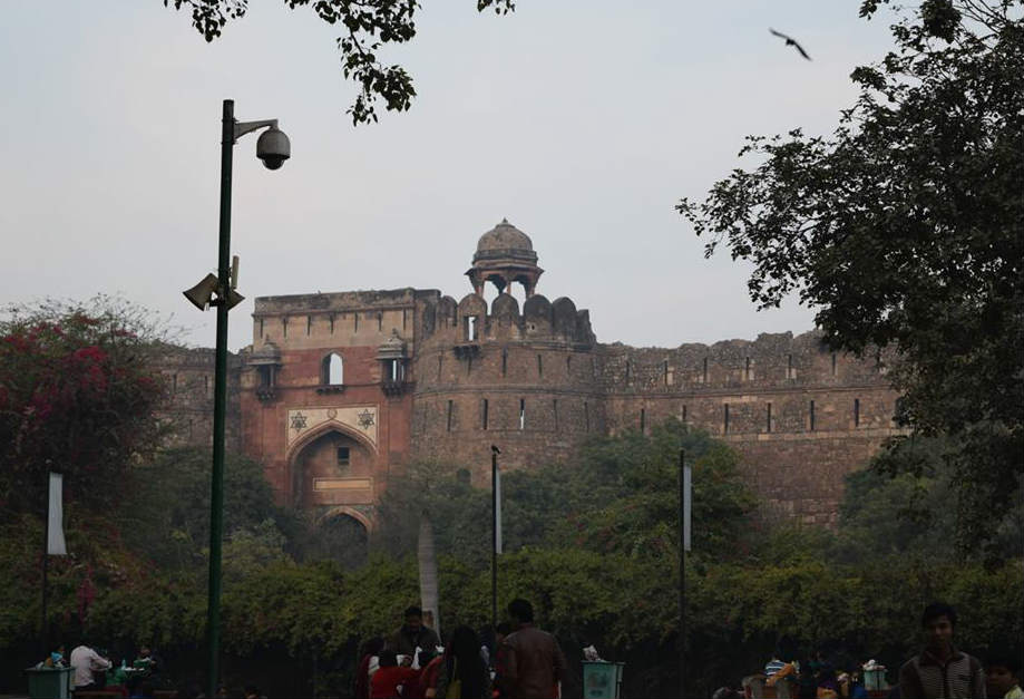 Purana Qila (Courtesy: Facebook/Madhuli)