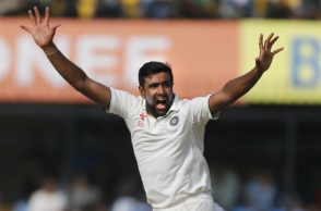 Ravichandran Ashwin, Indian cricket, India vs New Zealand