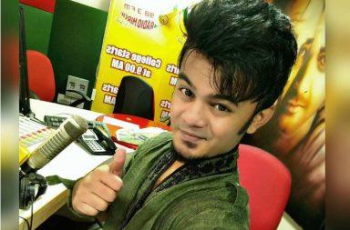 RJ Shubham, Radio Mirchi