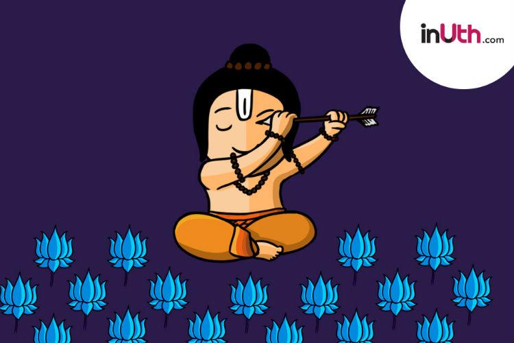Rama (Courtesy: Scroll Droll)