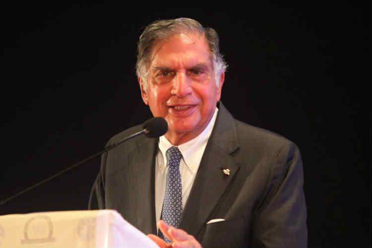 Ratan Tata. (Photo: Express/Bhupendra Rana)