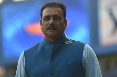 Ravi Shastri, cricket