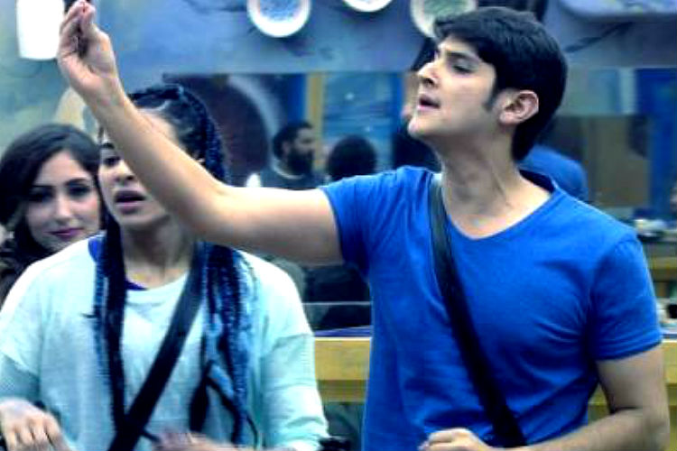 Rohan Mehra in Bigg Boss 10 Colors TV photo for InUth.com