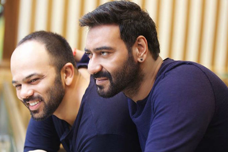 Rohit Shetty, Ajay Devgn, Universal Pr, Photo for InUth.com
