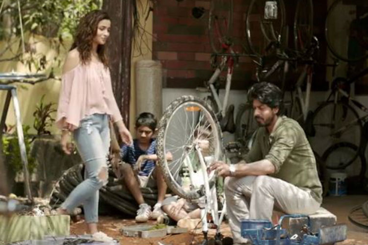 SRK, Alia, Dear Zindagi Take 2,