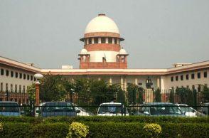 File photo of Supreme Court of India (Photo: PTI)