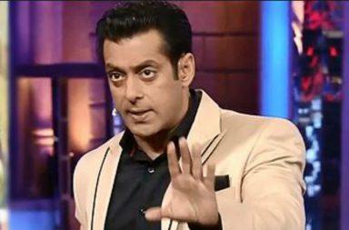 Salman Khan, Bigg Boss 10
