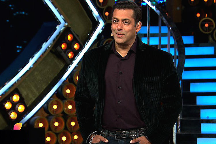 Salman Khan in Bigg Boss 10 Twitter photo for InUth.com