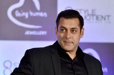 Salman Khan, Shiv Sena