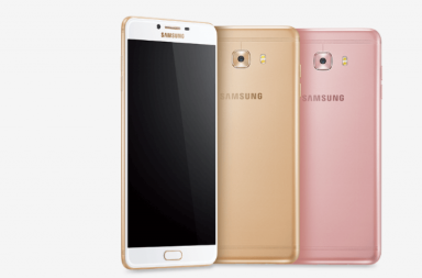 Samsung C9 Pro, Samsung