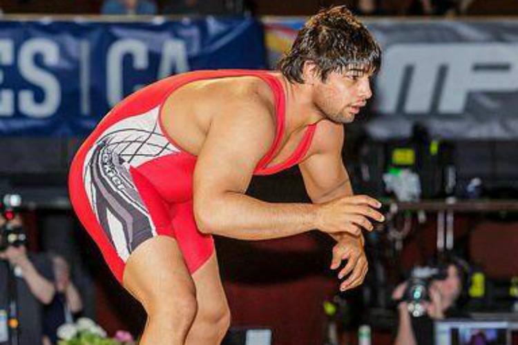 Satyawart Kadian, Sakshi Malik, wrestling, India