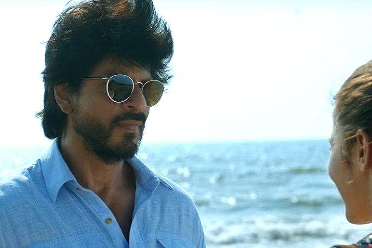 Shah Rukh Khan, Alia Bhatt Dear Zindagi YouTube screen grab for InUth.com