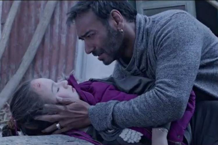 Shivaay, Ajay Devgn, Shivaay trailer